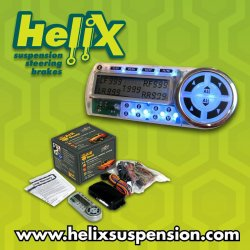 Helix Suspension Brakes and Steering - HEXAIR6000 - 1