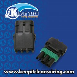 Keep It Clean Wiring - WPWC3 - 1